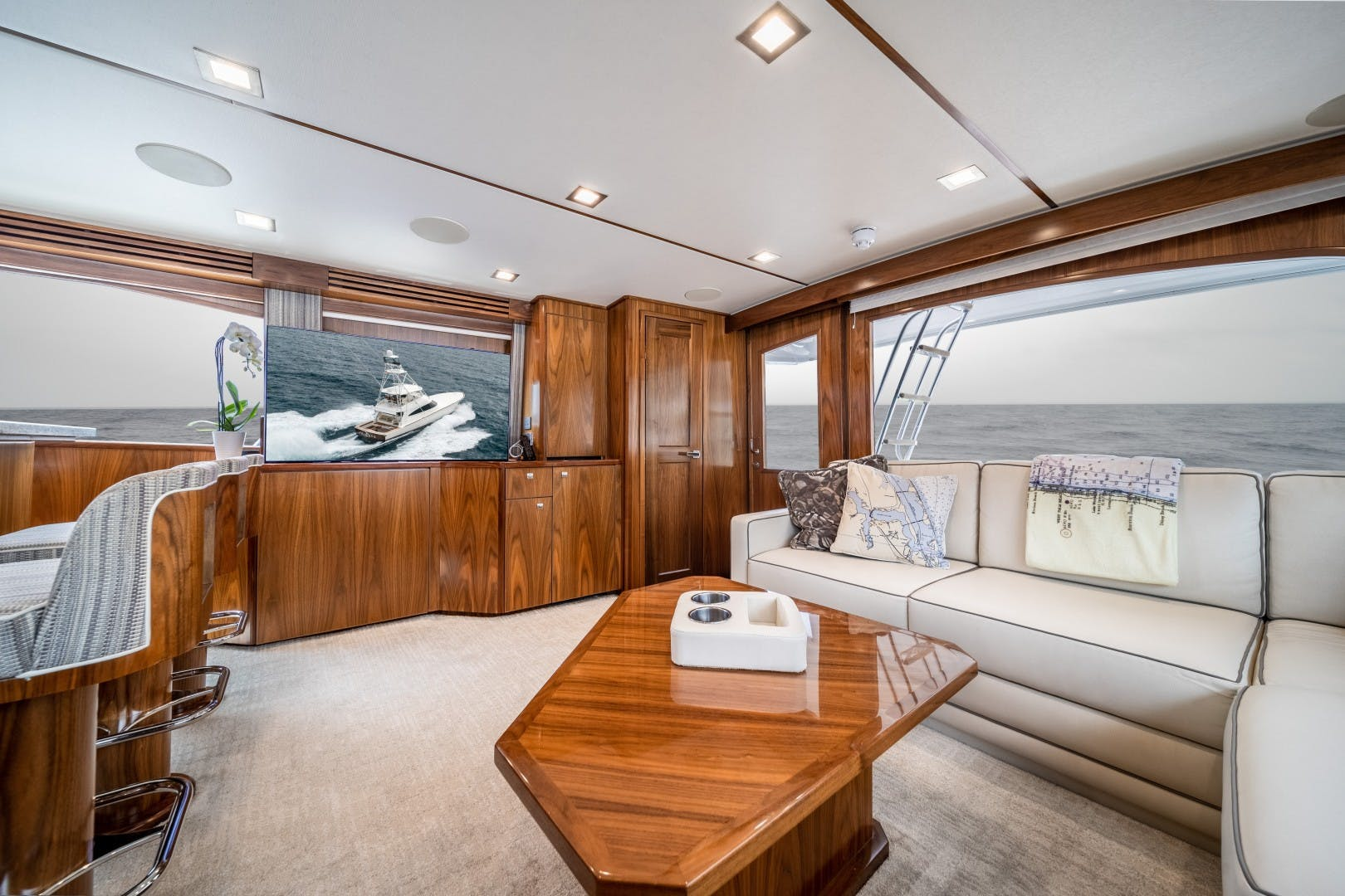 2019 Viking 68' 68 Convertible Frigate   Picture 5 of 48