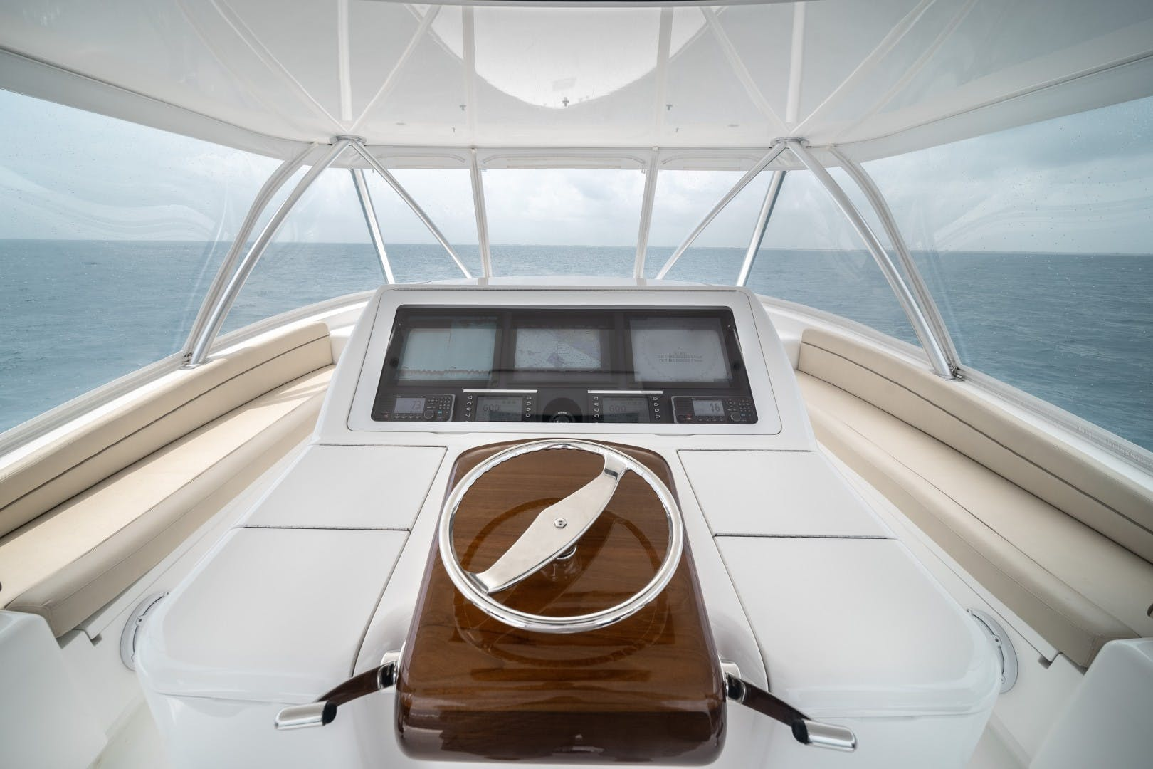 2019 Viking 68' 68 Convertible Frigate   Picture 1 of 48