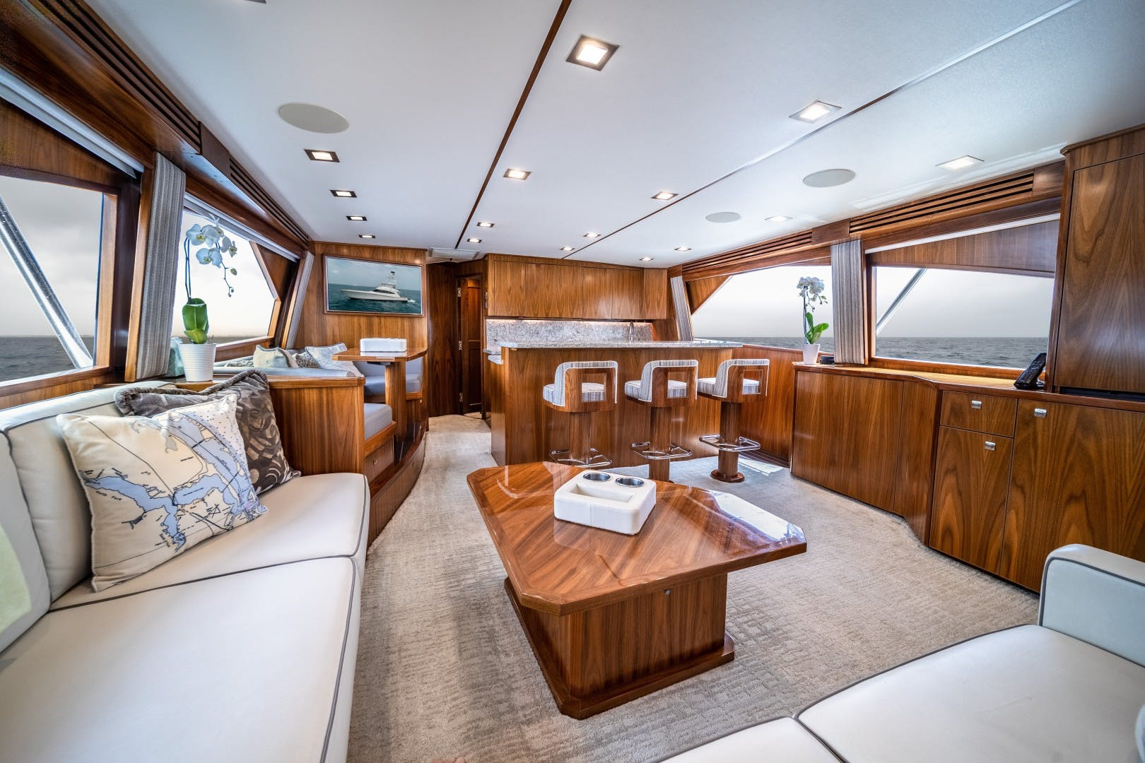 2019 Viking 68' 68 Convertible Frigate   Picture 2 of 48