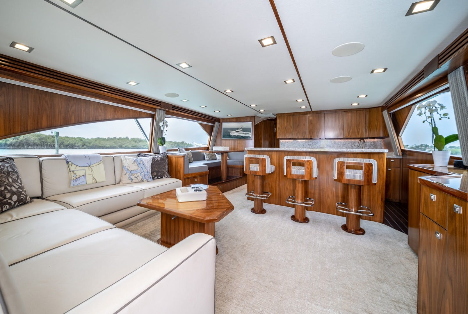2019 Viking 68' 68 Convertible Frigate   Picture 6 of 48