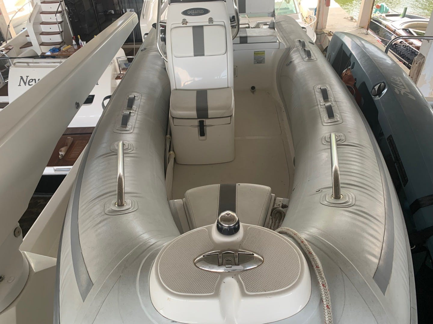 2006 Pacific Mariner 65' Pilothouse ALEXELLE | Picture 7 of 57