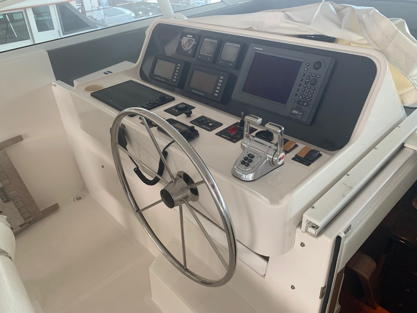 2006 Pacific Mariner 65' Pilothouse ALEXELLE | Picture 8 of 57