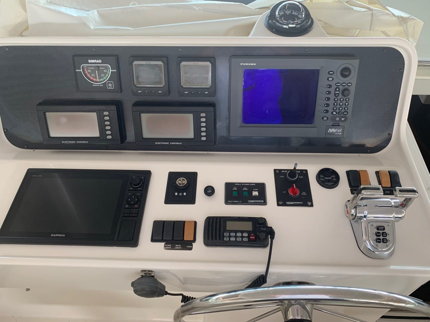 2006 Pacific Mariner 65' Pilothouse ALEXELLE | Picture 6 of 57