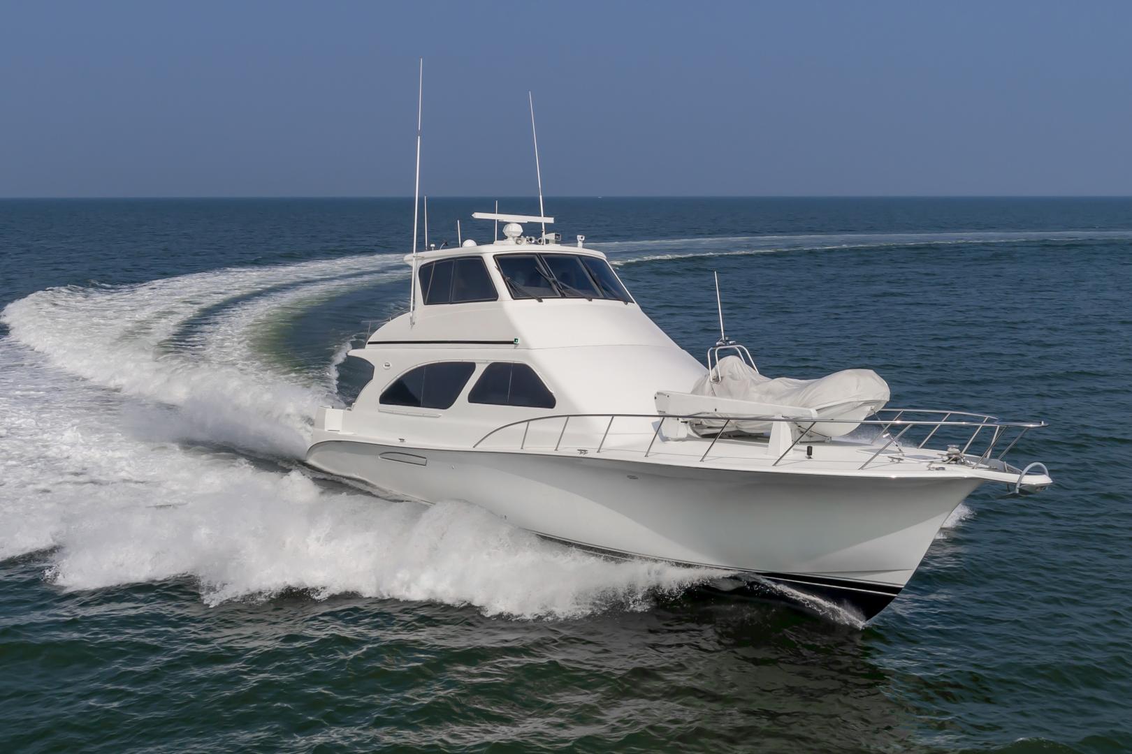 65' Ocean Yachts 2003 65 Odyssey Dog House