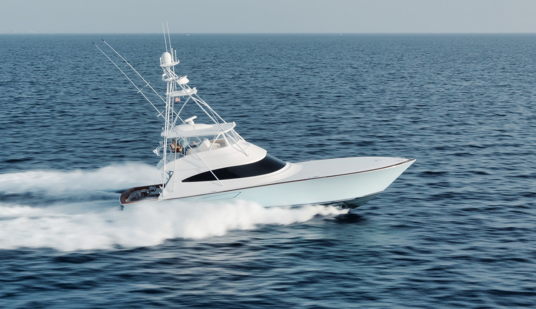2019 Viking 68' Convertible Whirlwind   Picture 8 of 96