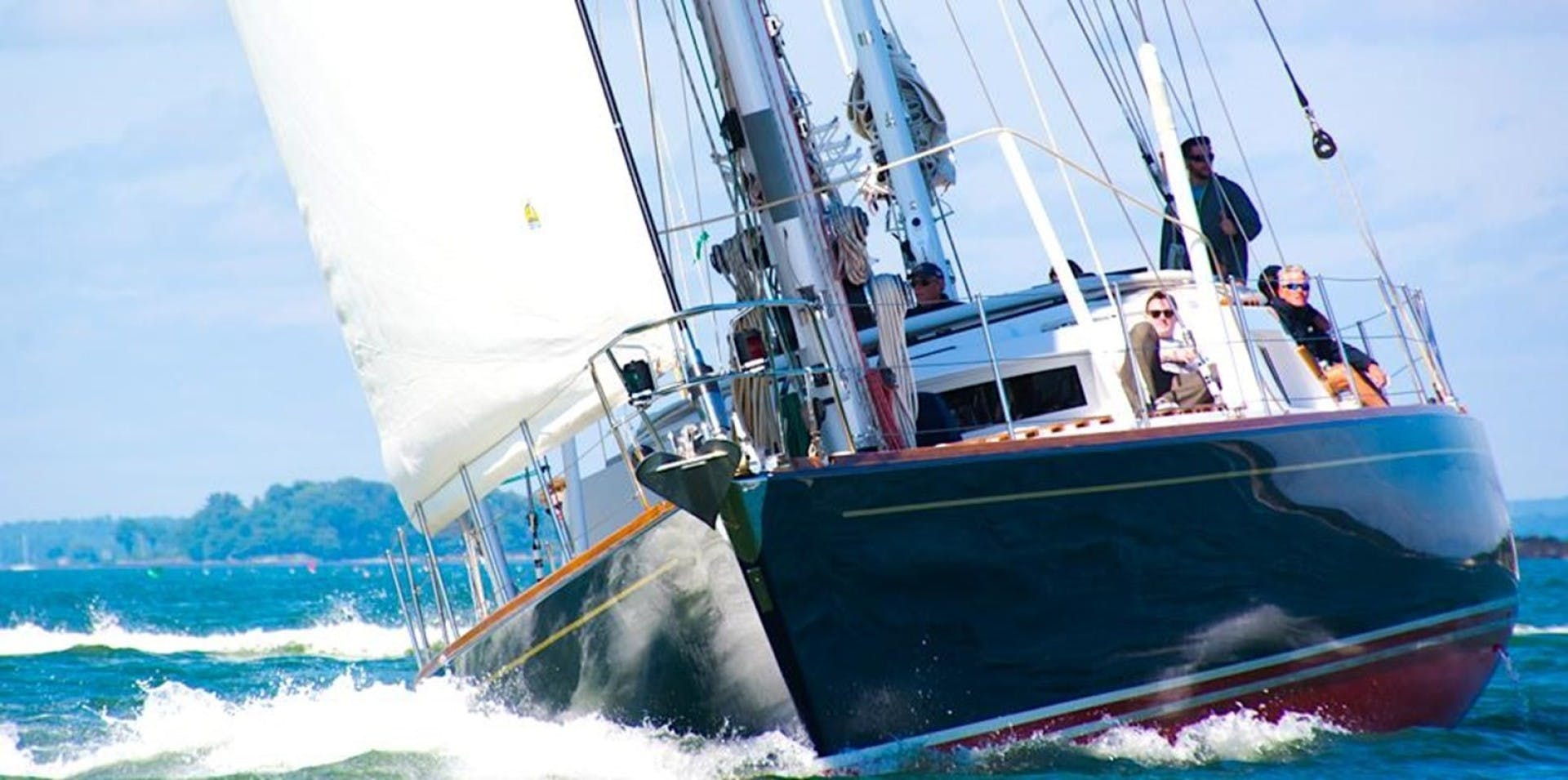 1985 Southern Ocean 85' Ketch Too Elusive   Picture 8 of 27