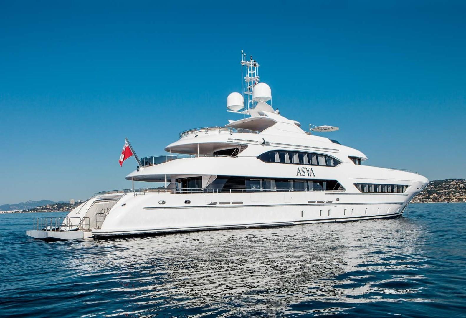 """2015 Heesen Yachts 154'  """"ASYA"""""""