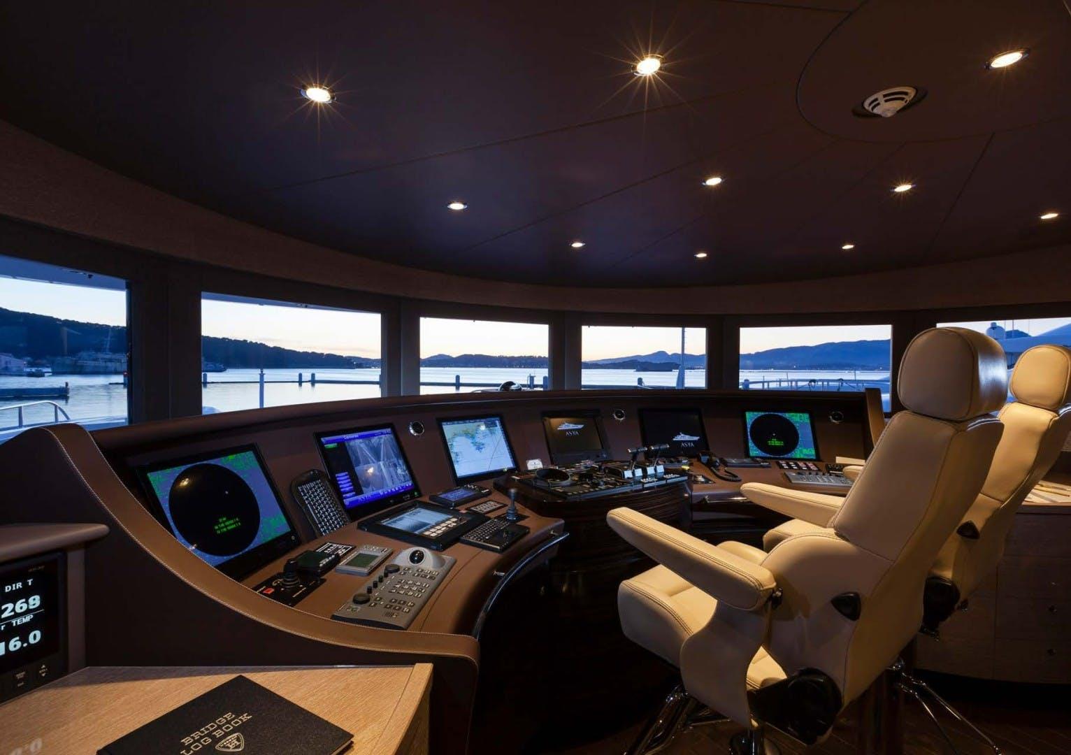 2015 Heesen Yachts 154'  ASYA | Picture 8 of 17