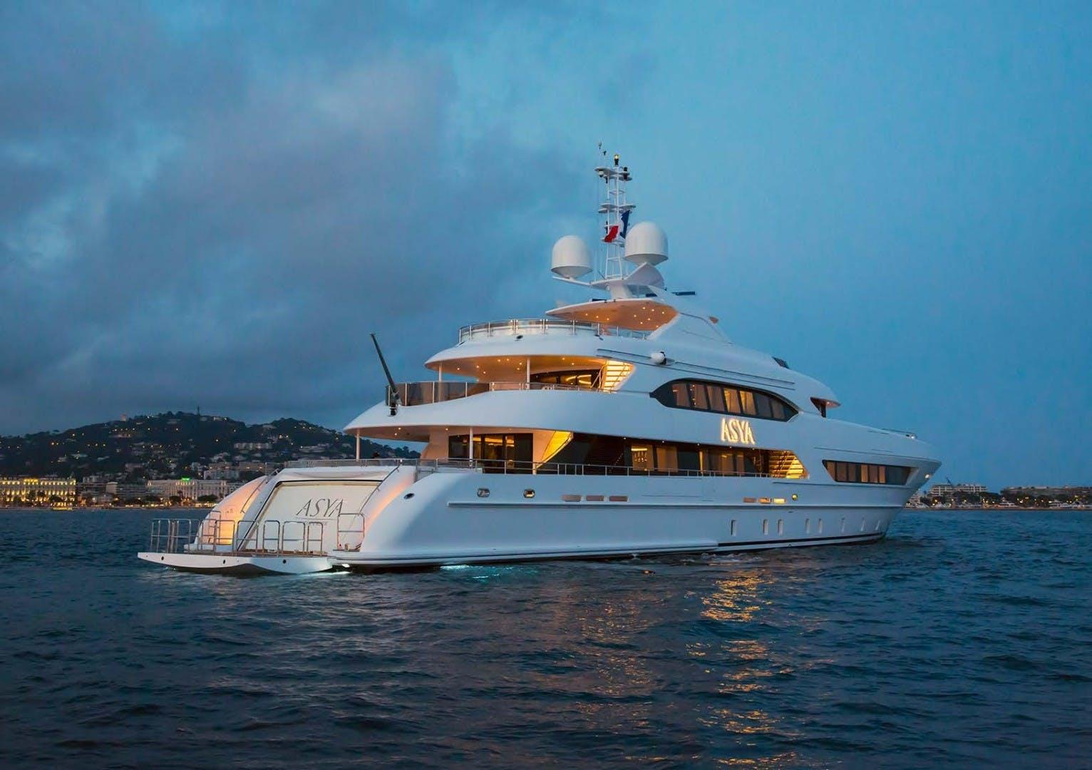 2015 Heesen Yachts 154'  ASYA | Picture 2 of 17