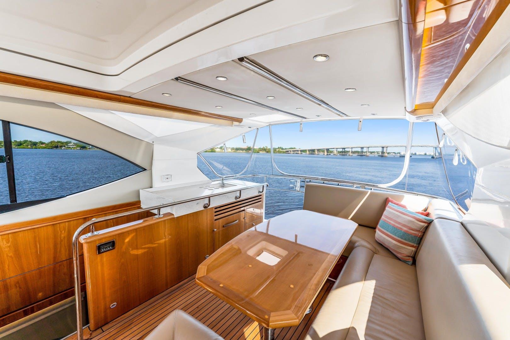 2013 Riviera 53' Flybridge Sea The Light  | Picture 5 of 71