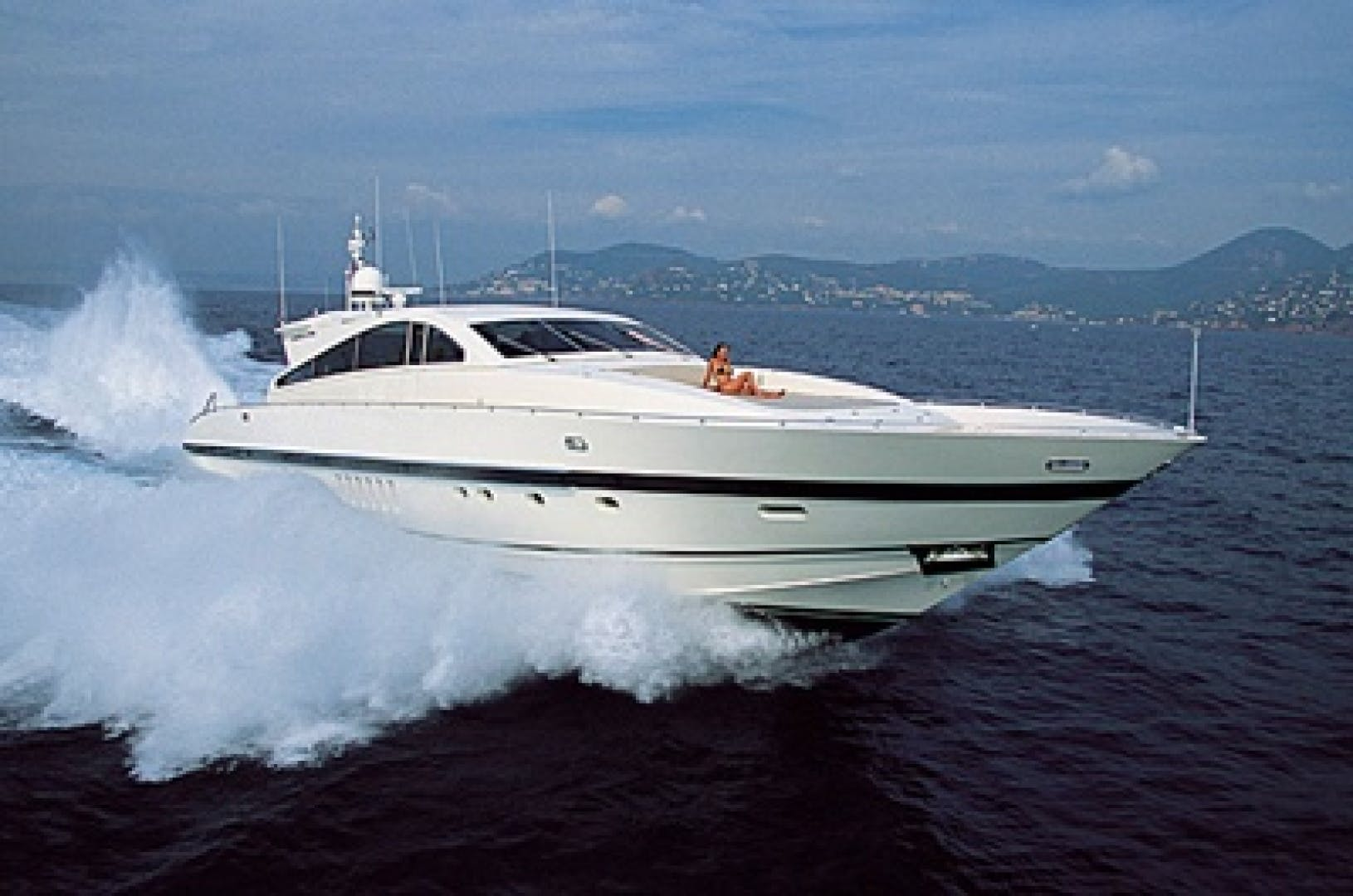 2002 Leopard 89' 89 Open    Picture 2 of 21