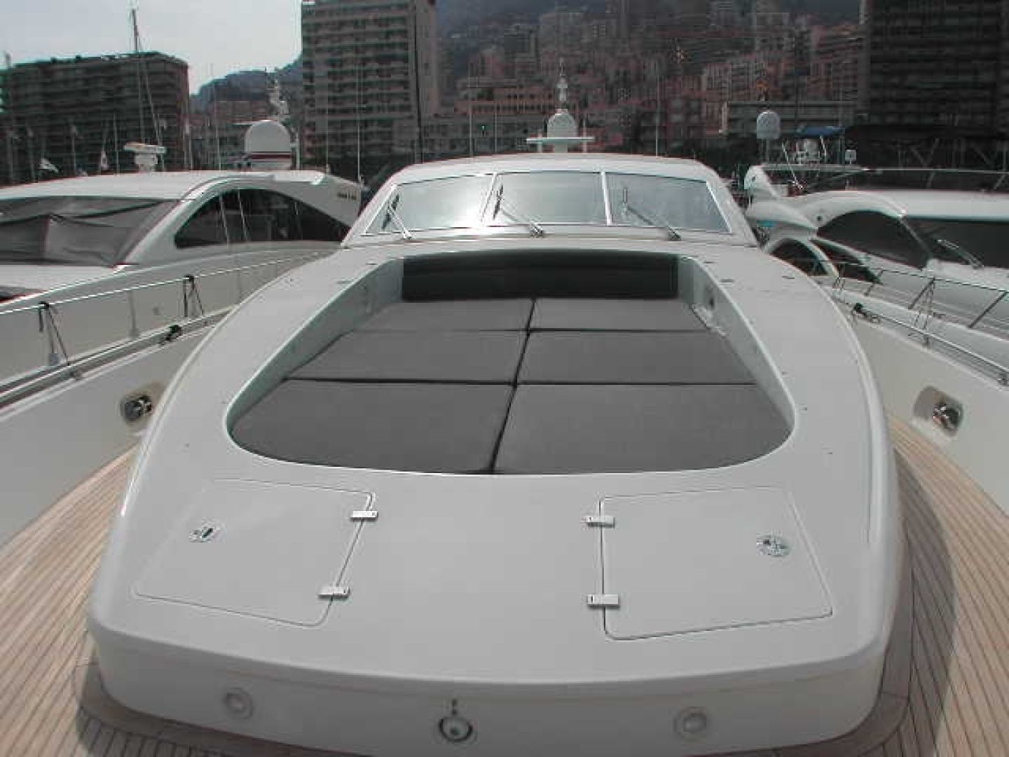 2002 Leopard 89' 89 Open    Picture 6 of 21