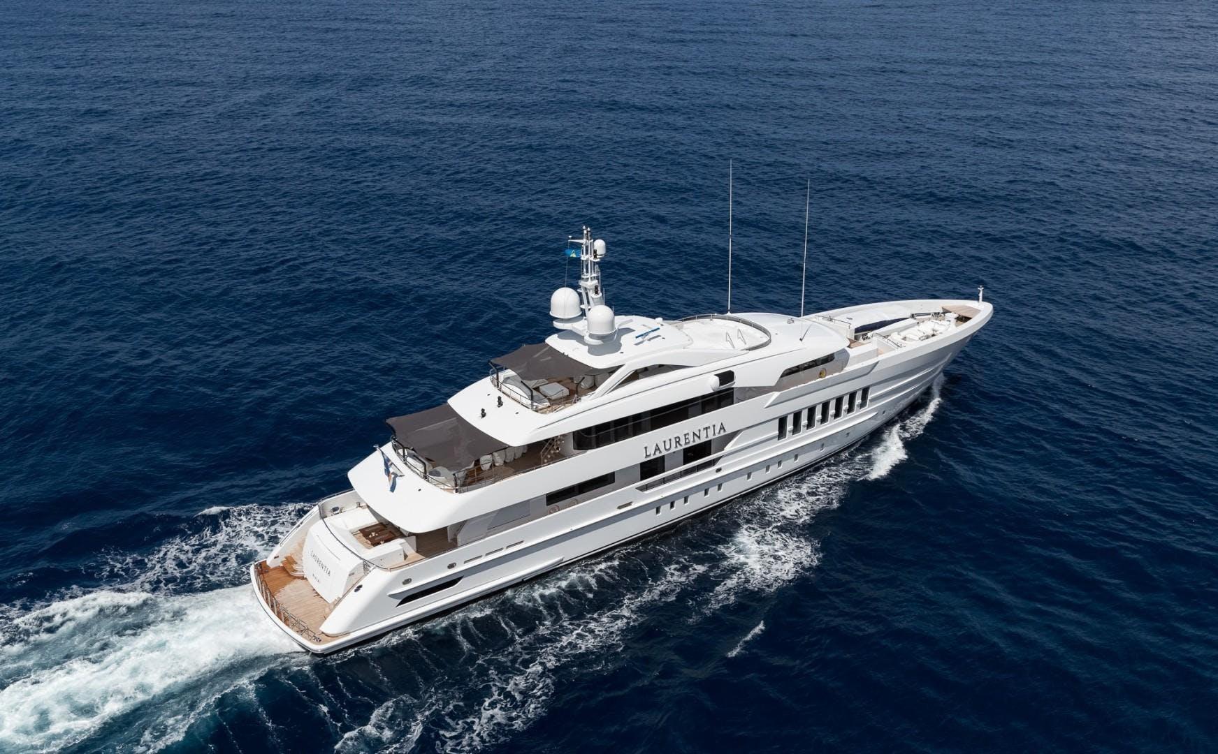 2017 Heesen Yachts 180'  LAURENTIA   Picture 3 of 31