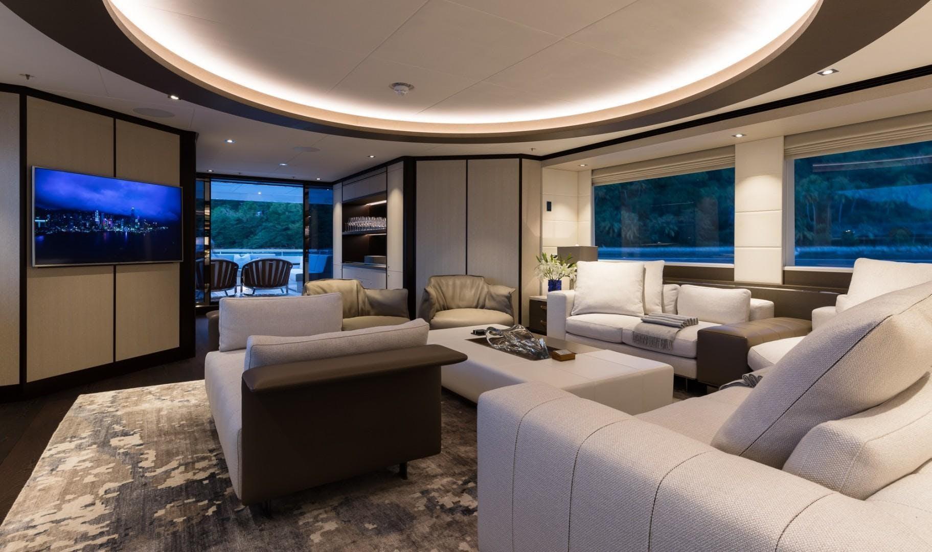 2017 Heesen Yachts 180'  LAURENTIA   Picture 5 of 31