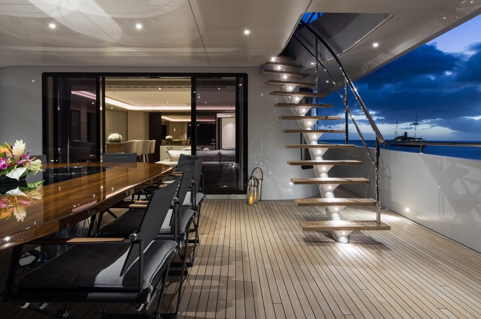 2017 Heesen Yachts 180'  LAURENTIA   Picture 1 of 31