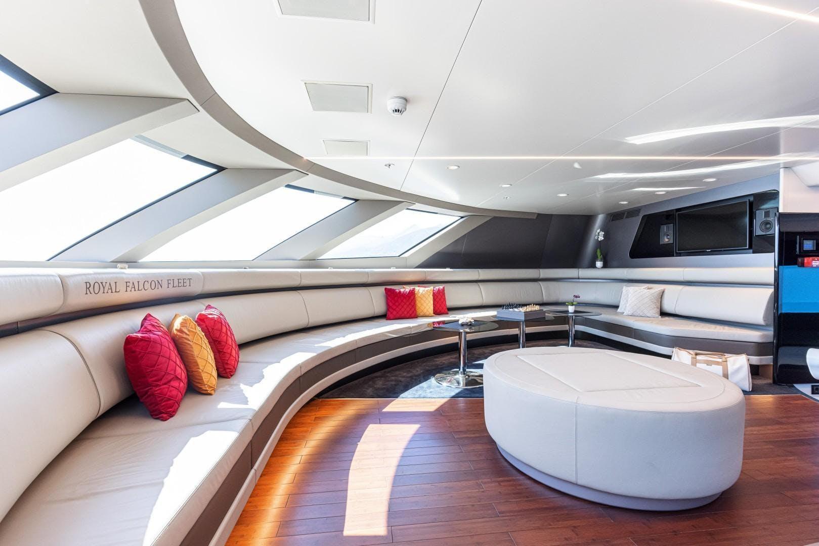 2019 Royal Falcon Fleet 135' Porsche Design Studio Royal Falcon One | Picture 3 of 84