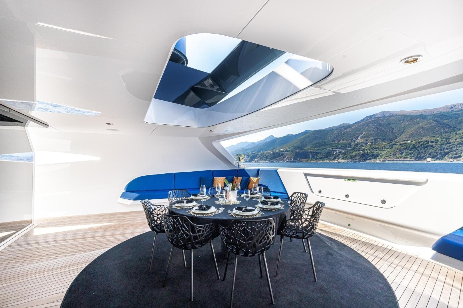 2019 Royal Falcon Fleet 135' Porsche Design Studio Royal Falcon One | Picture 5 of 84