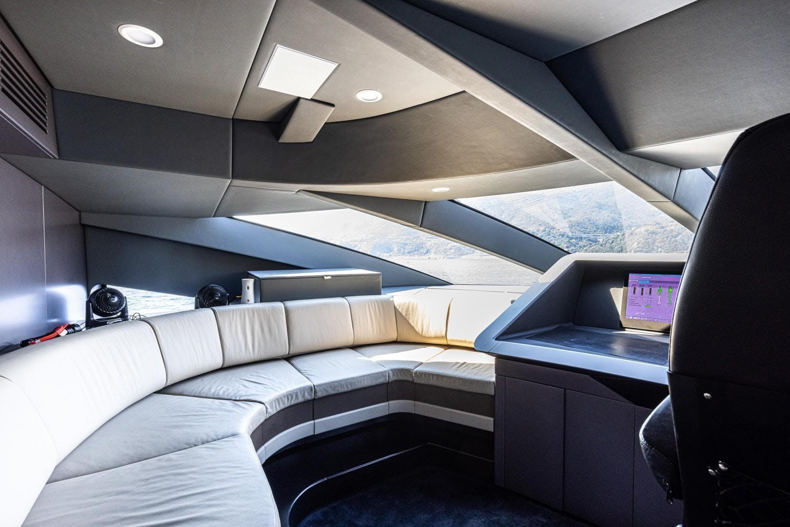 2019 Royal Falcon Fleet 135' Porsche Design Studio Royal Falcon One | Picture 8 of 84