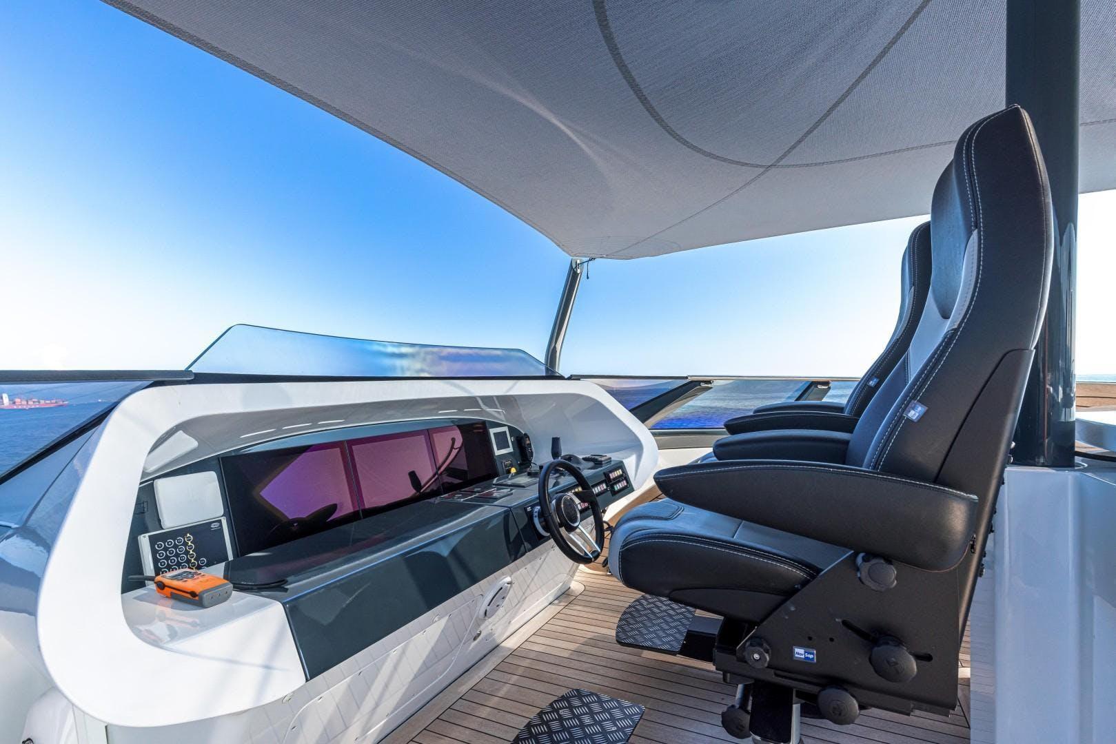 2019 Royal Falcon Fleet 135' Porsche Design Studio Royal Falcon One | Picture 1 of 84
