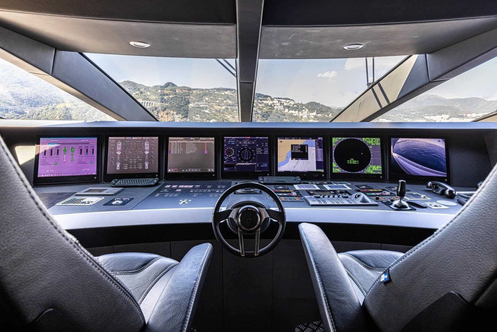 2019 Royal Falcon Fleet 135' Porsche Design Studio Royal Falcon One | Picture 7 of 84