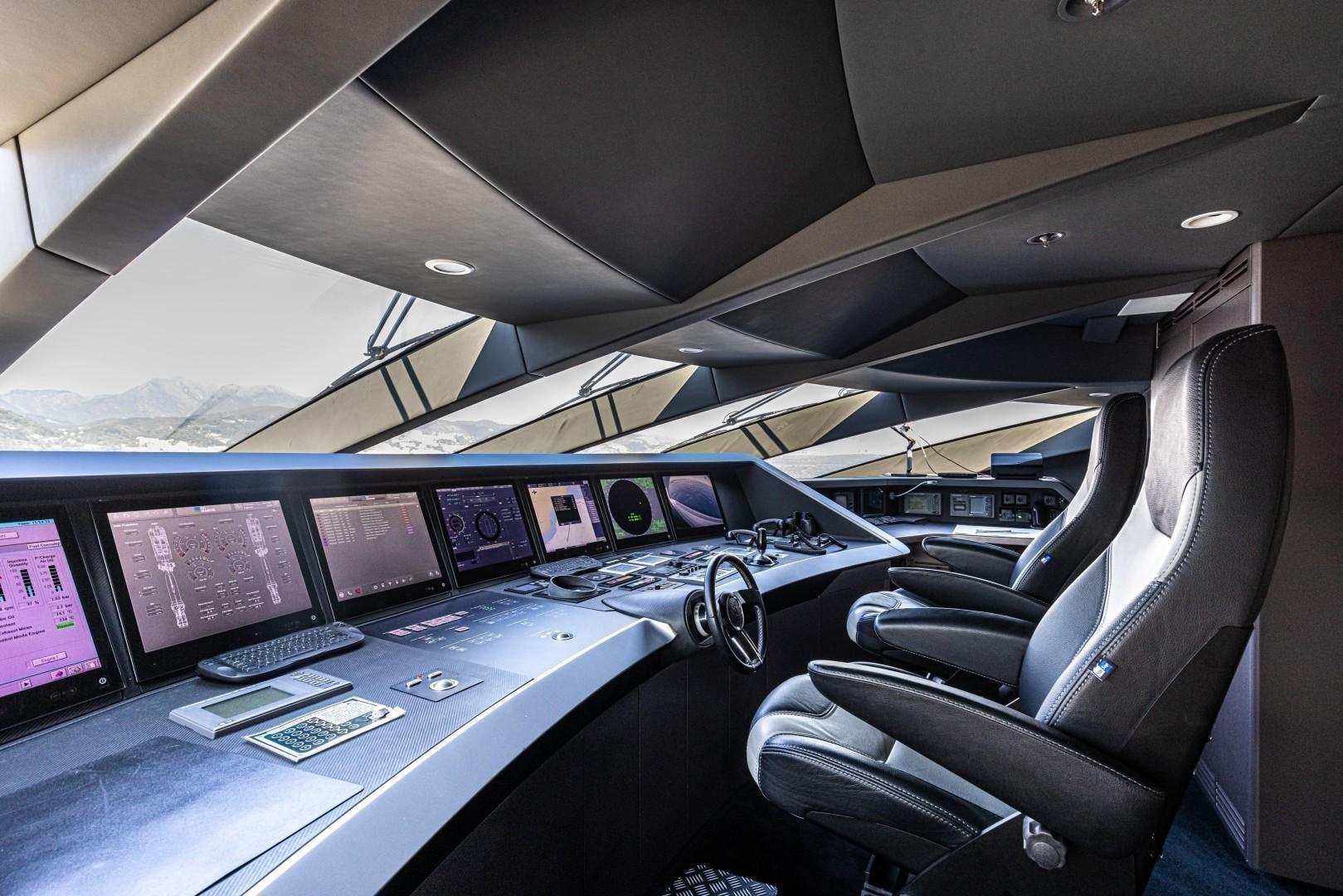 2019 Royal Falcon Fleet 135' Porsche Design Studio Royal Falcon One | Picture 6 of 84
