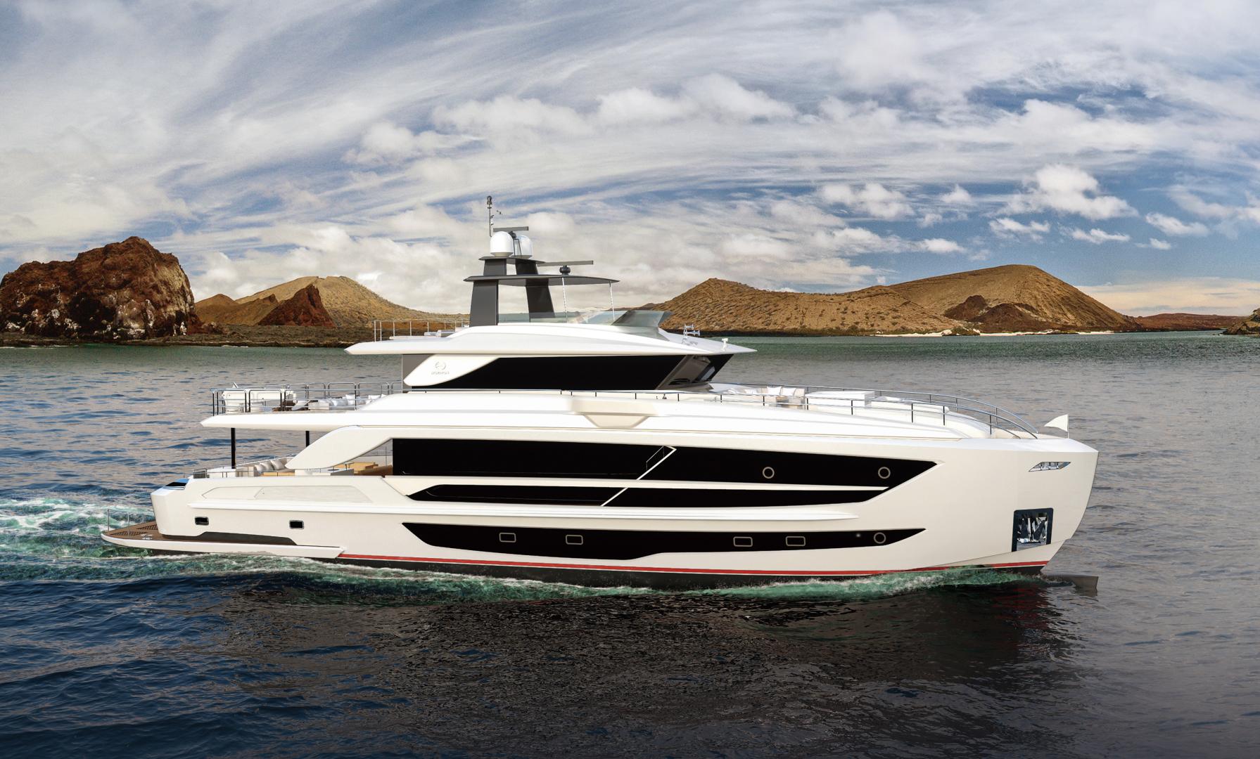 110' Horizon 2022 FD110 Tri-Deck FD110 004