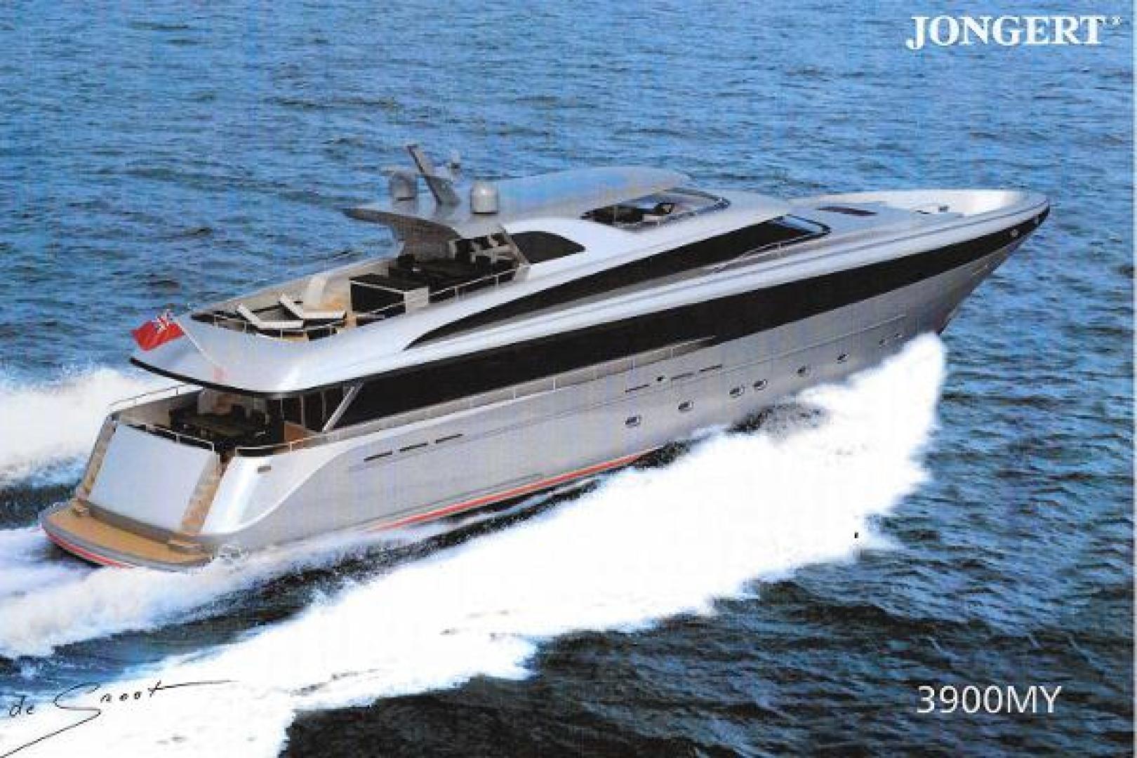 """2012 Jongert 128' 39M """"BN429"""""""