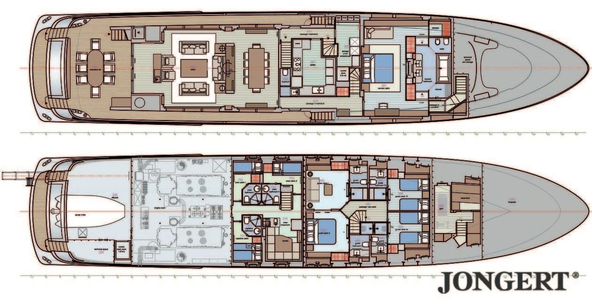 2012 Jongert 128' 39M BN429 | Picture 1 of 18