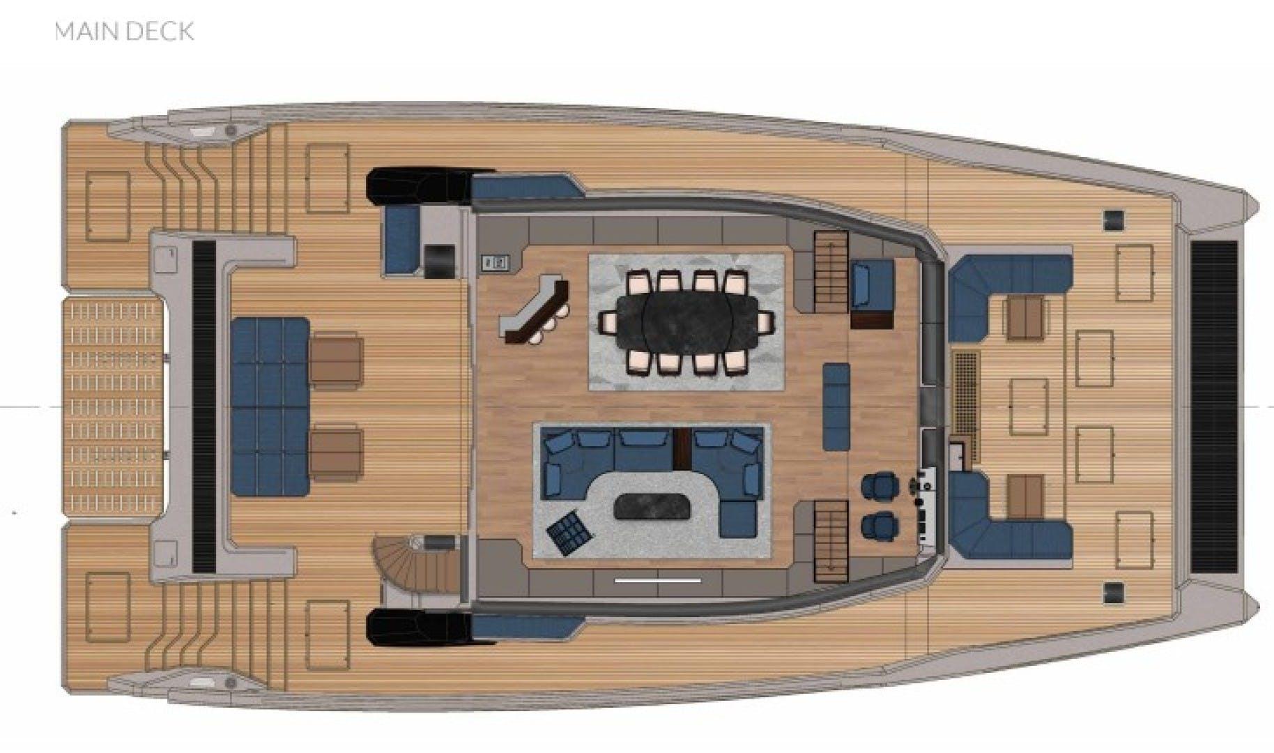 2023 Alva Yachts 90' Ocean ECO 90  | Picture 5 of 18
