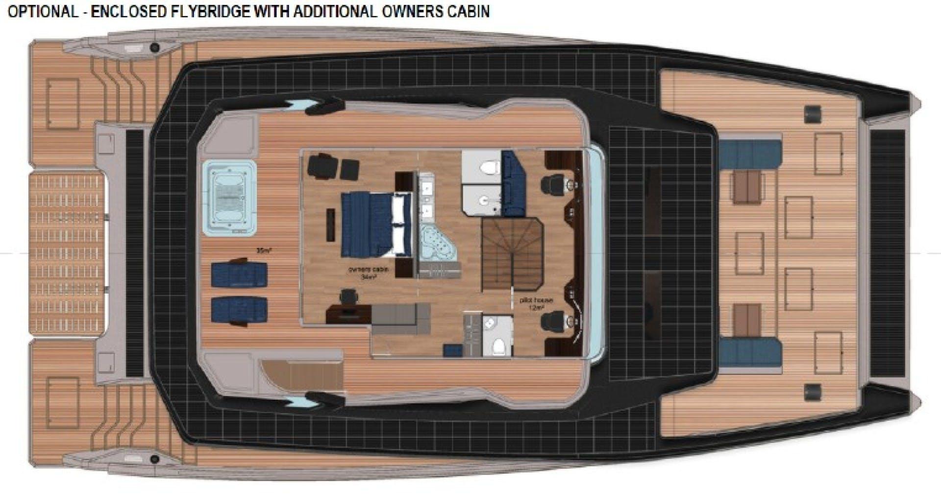 2023 Alva Yachts 90' Ocean ECO 90  | Picture 8 of 18