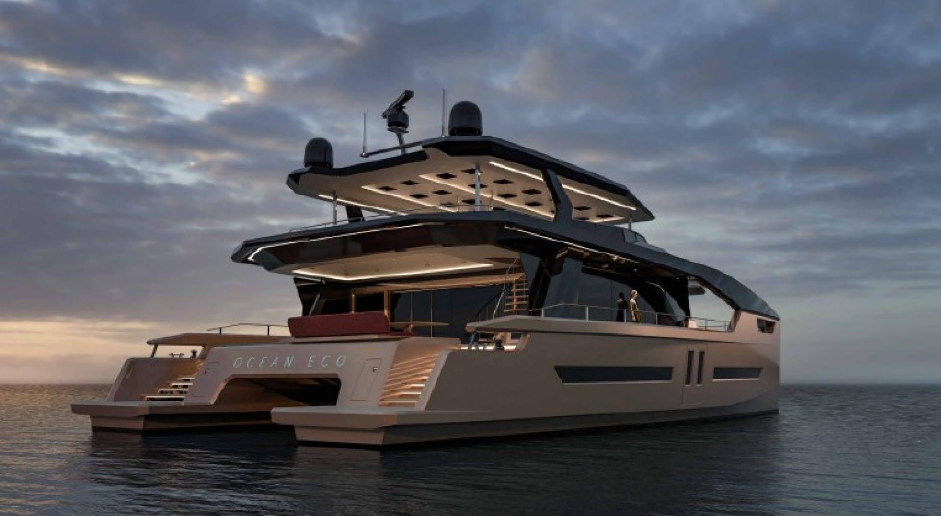 2023 Alva Yachts 90' Ocean ECO 90  | Picture 3 of 18