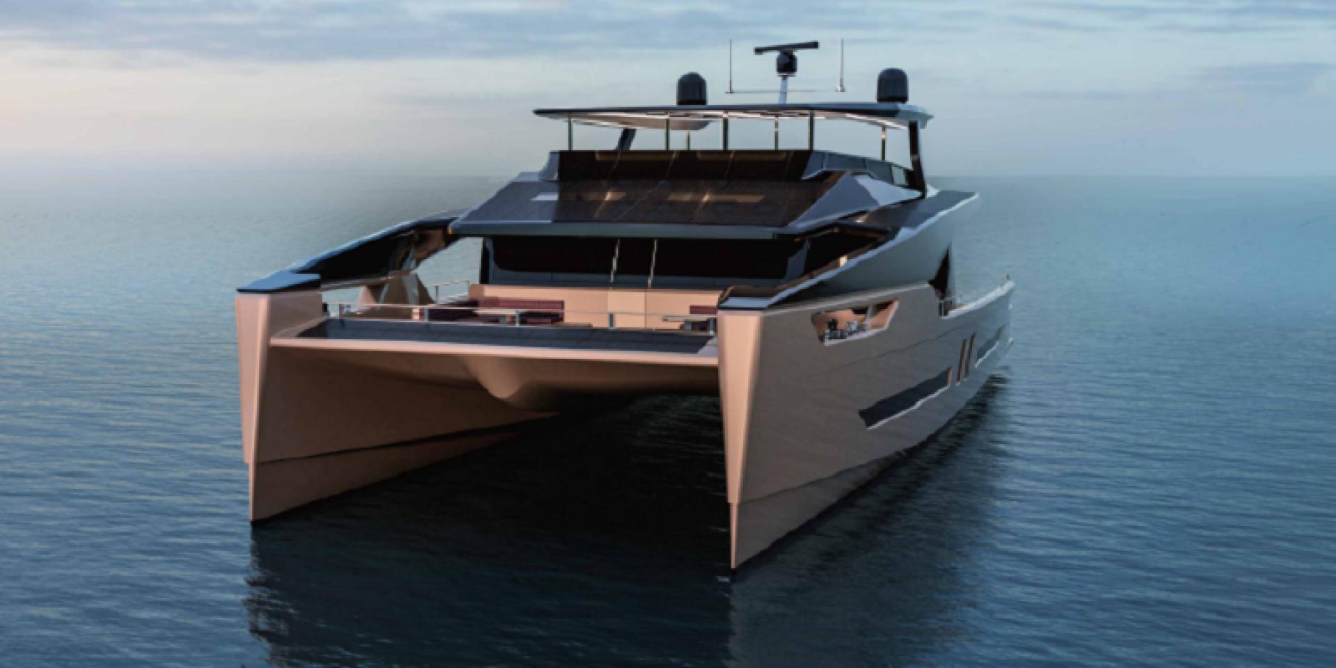 2023 Alva Yachts 90' Ocean ECO 90