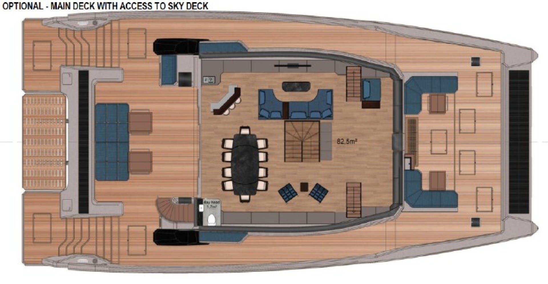 2023 Alva Yachts 90' Ocean ECO 90  | Picture 7 of 18