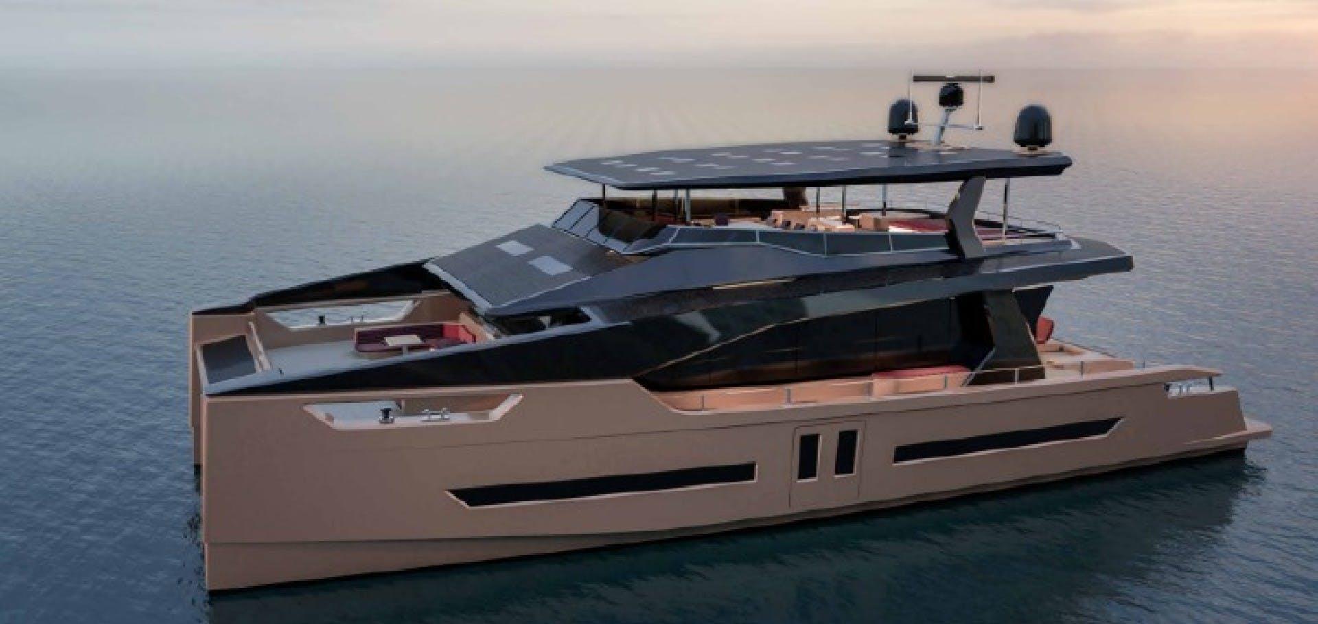 2023 Alva Yachts 90' Ocean ECO 90  | Picture 2 of 18