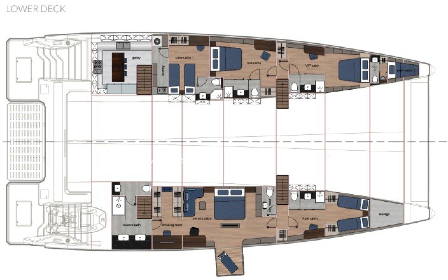 2023 Alva Yachts 90' Ocean ECO 90  | Picture 4 of 18