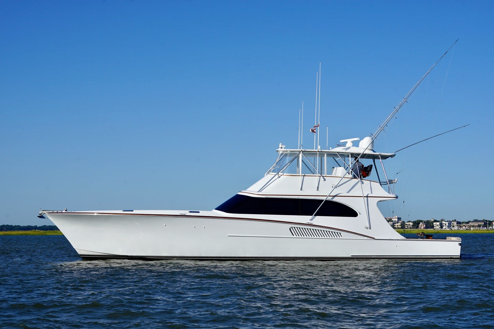 2008 Whiticar 77' Custom Convertible King's Blue   Picture 1 of 69