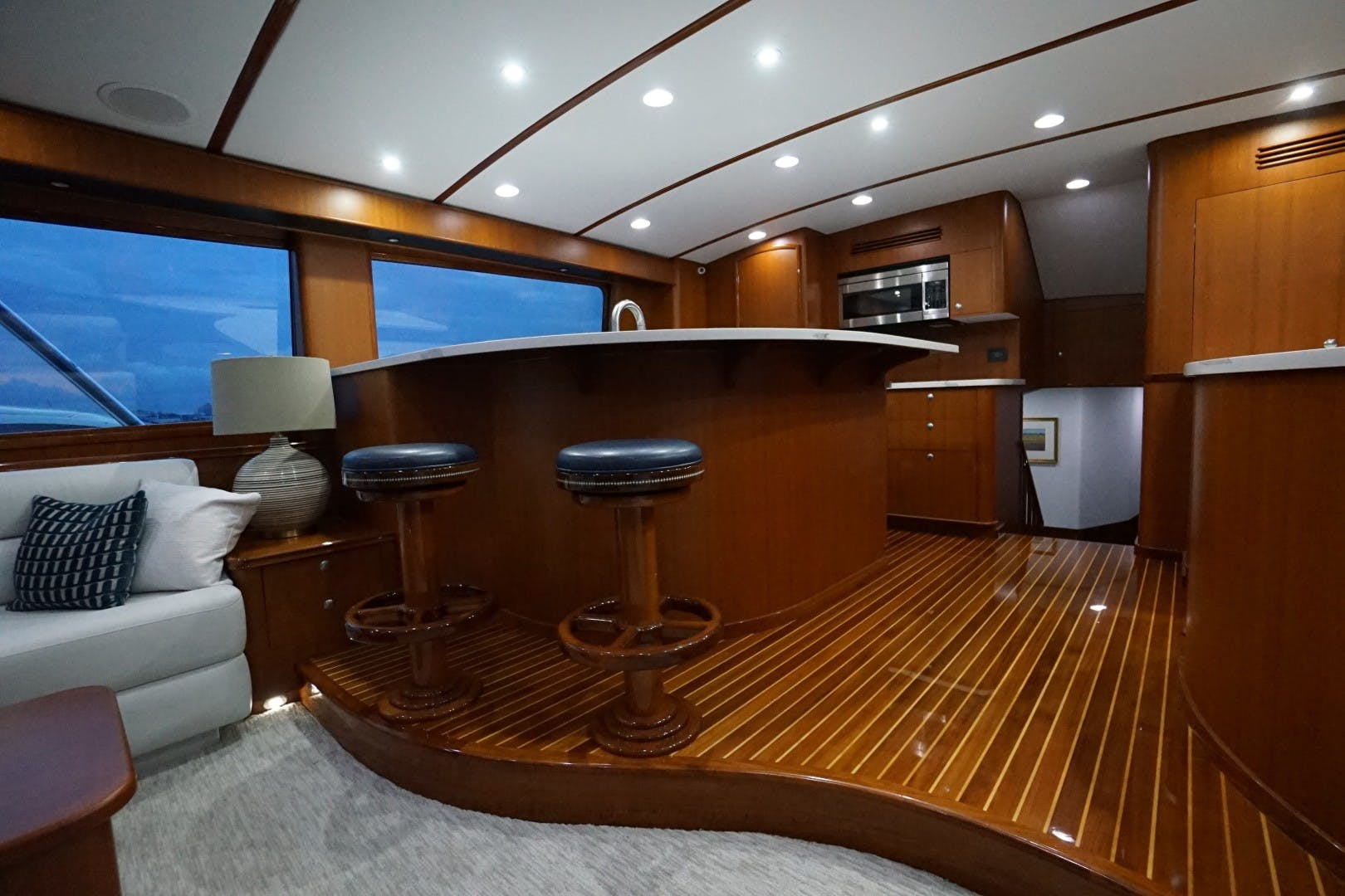 2008 Whiticar 77' Custom Convertible King's Blue   Picture 3 of 69