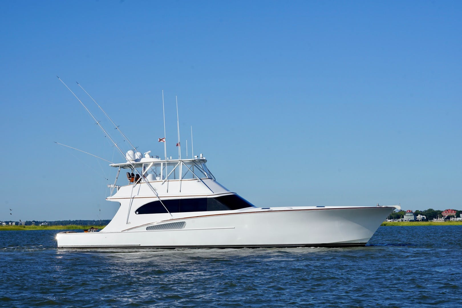 2008 Whiticar 77' Custom Convertible King's Blue   Picture 2 of 69