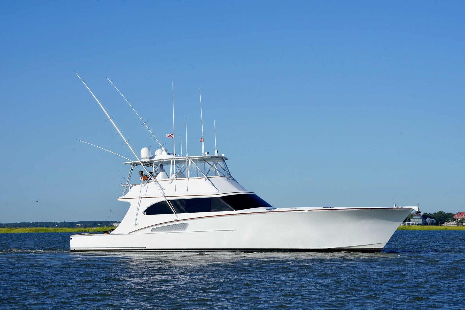 2008 Whiticar 77' Custom Convertible King's Blue   Picture 5 of 69