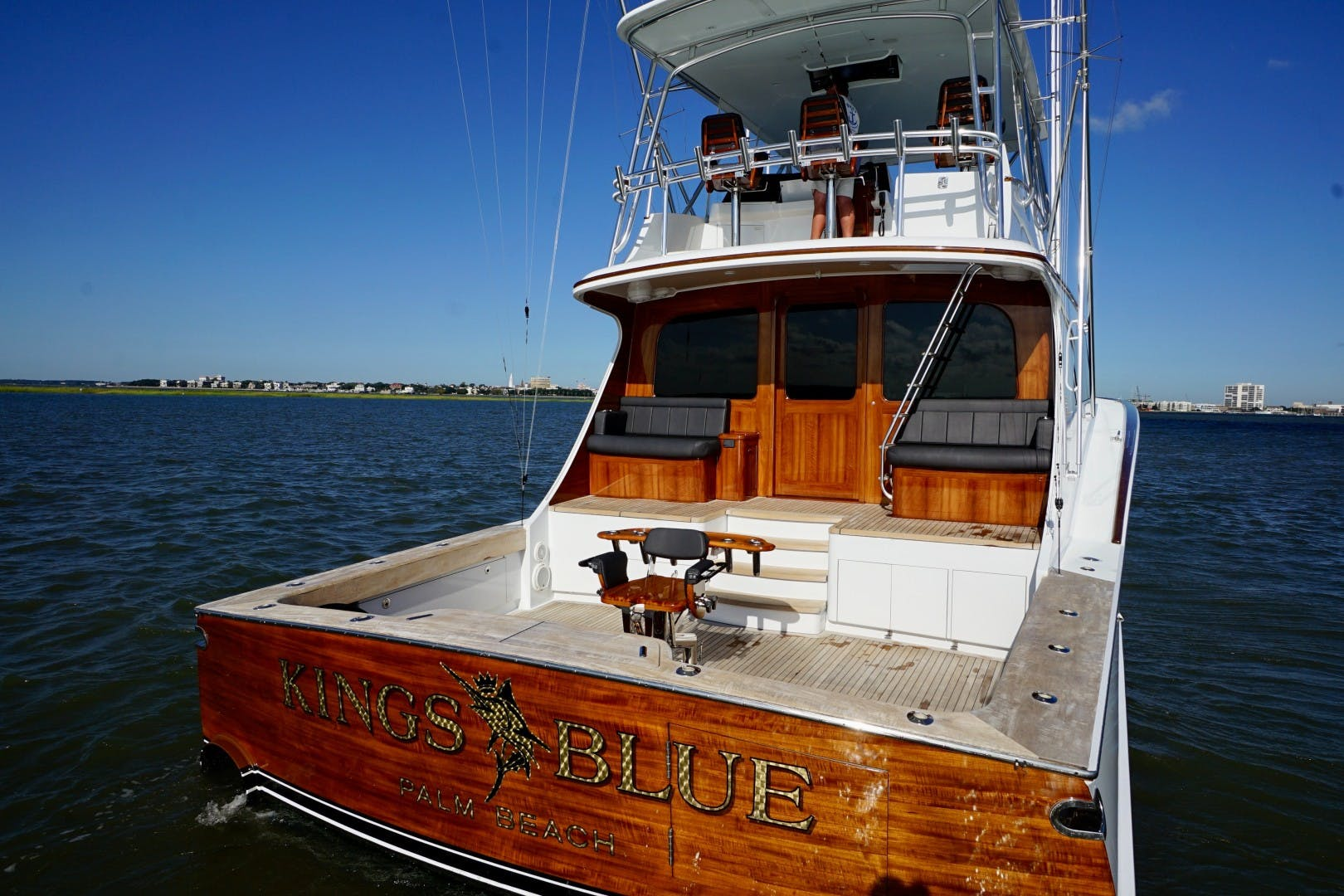 2008 Whiticar 77' Custom Convertible King's Blue   Picture 6 of 69