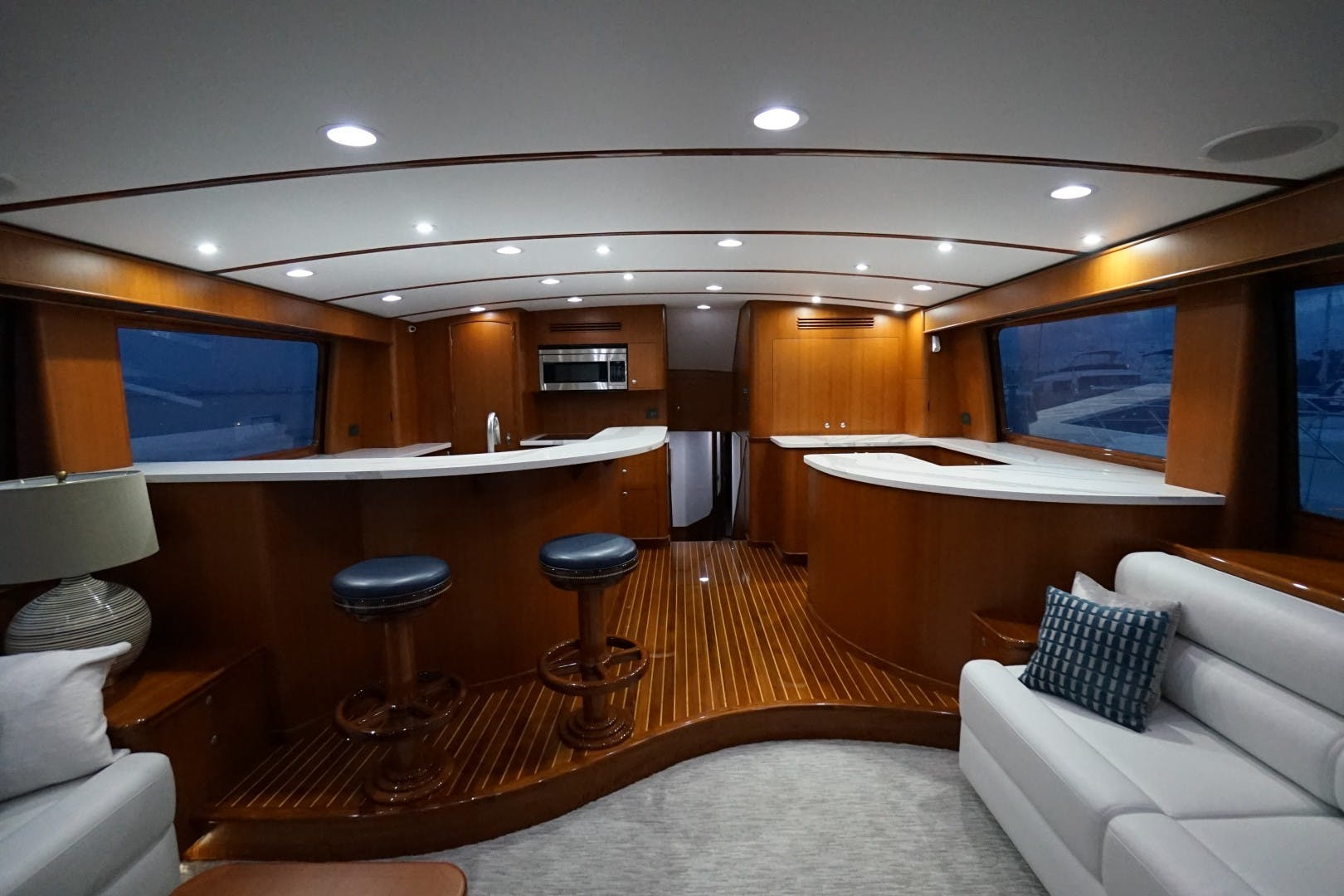 2008 Whiticar 77' Custom Convertible King's Blue   Picture 8 of 69