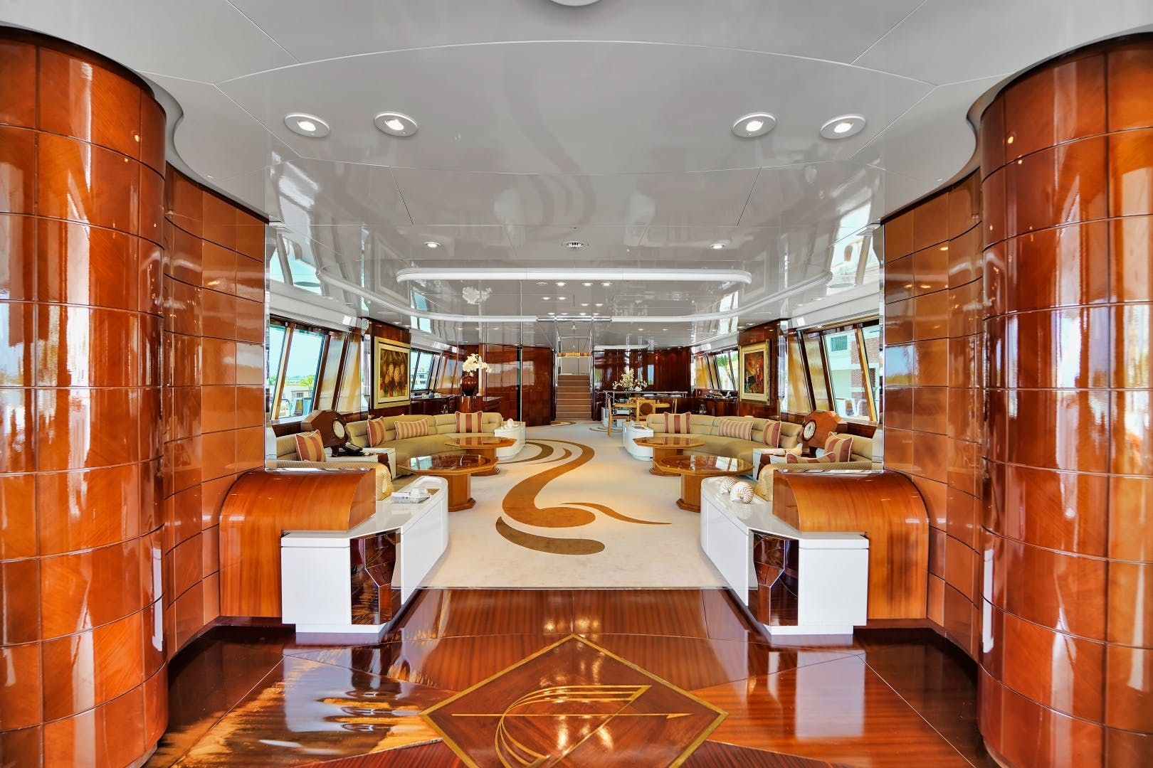 1991 Brooke Yachts 186'   | Picture 5 of 72