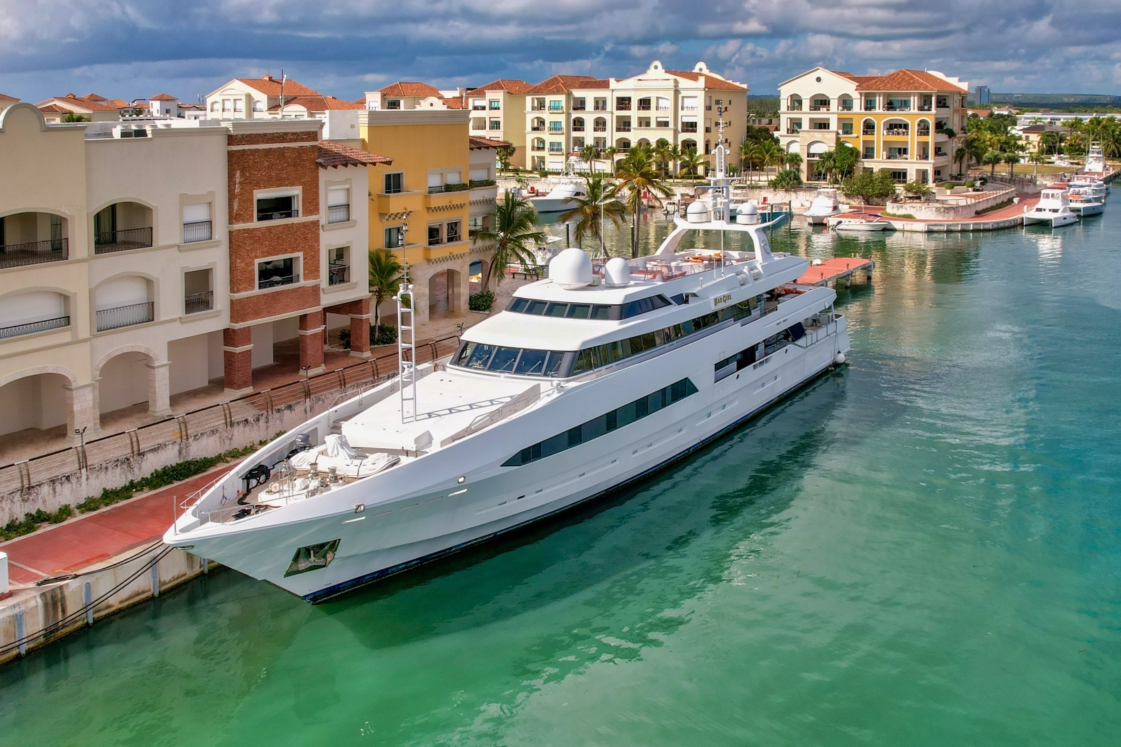 1991 Brooke Yachts 186'