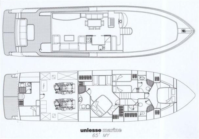 2008 Uniesse 65' 65 MY Bravissima | Picture 7 of 34