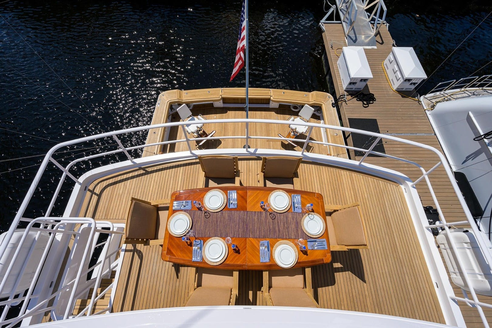 1990 Hakvoort 112' Yacht Fisherman Tempo Reale   Picture 1 of 68