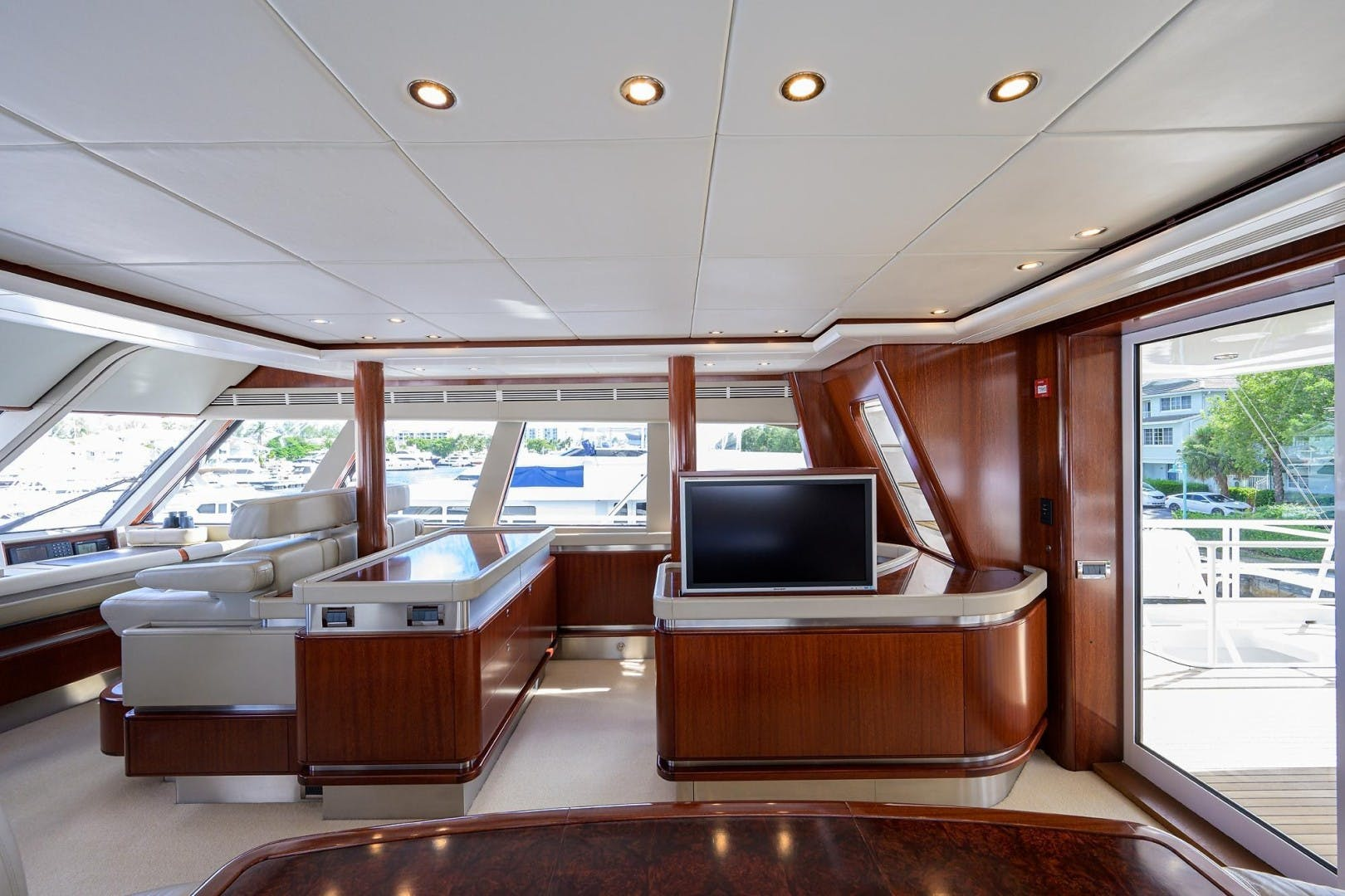 1990 Hakvoort 112' Yacht Fisherman Tempo Reale   Picture 3 of 68