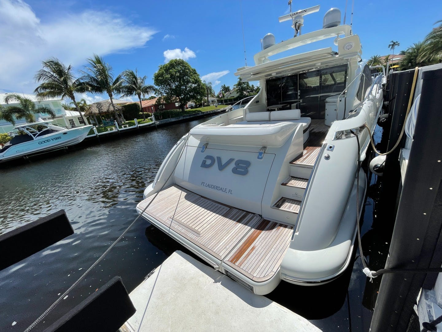 2007 Azimut 68' 68S DV8 | Picture 1 of 18
