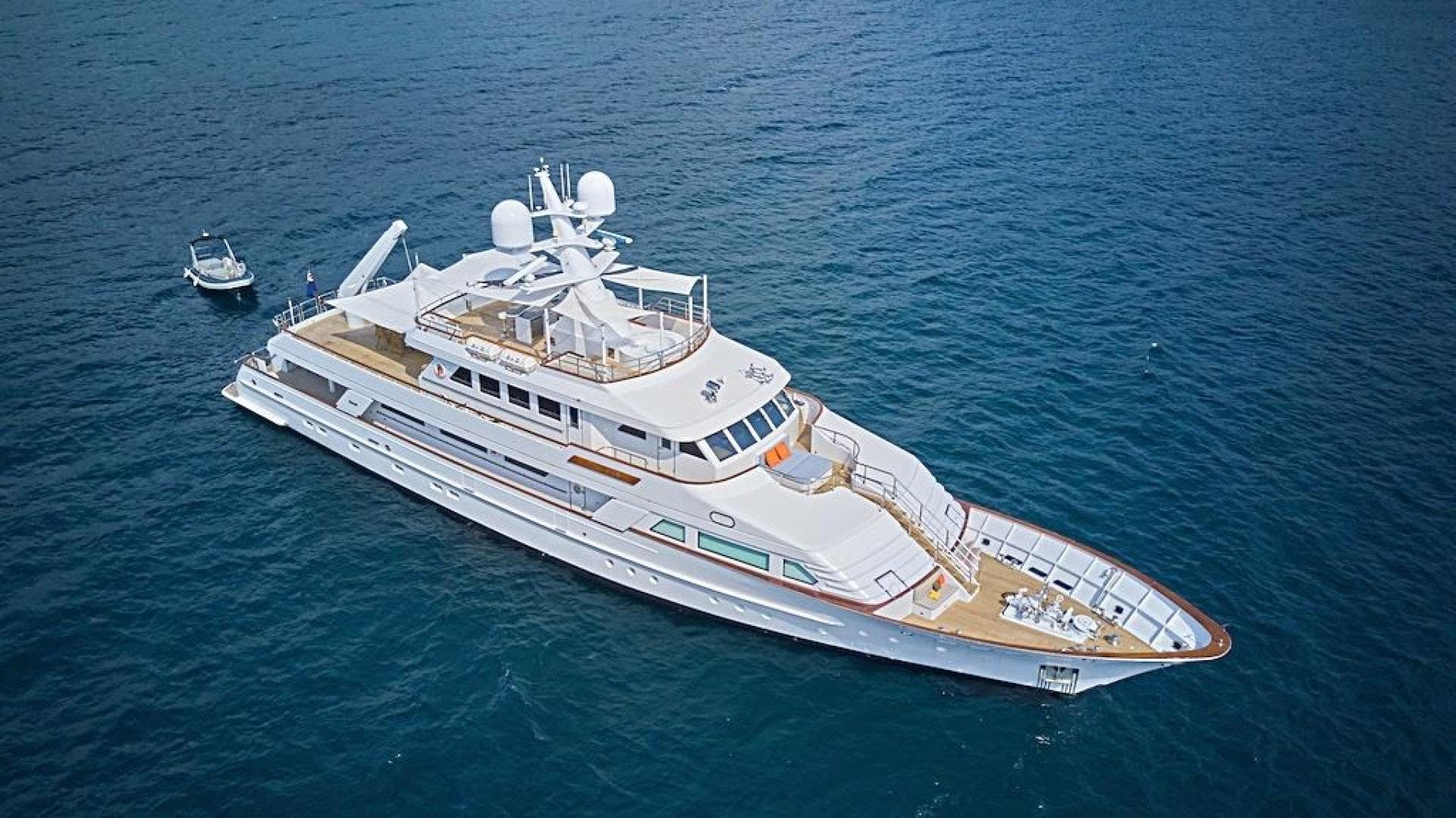 1986 Feadship 137' Tri Deck Motor Yacht Miss Iloilo | Picture 1 of 16
