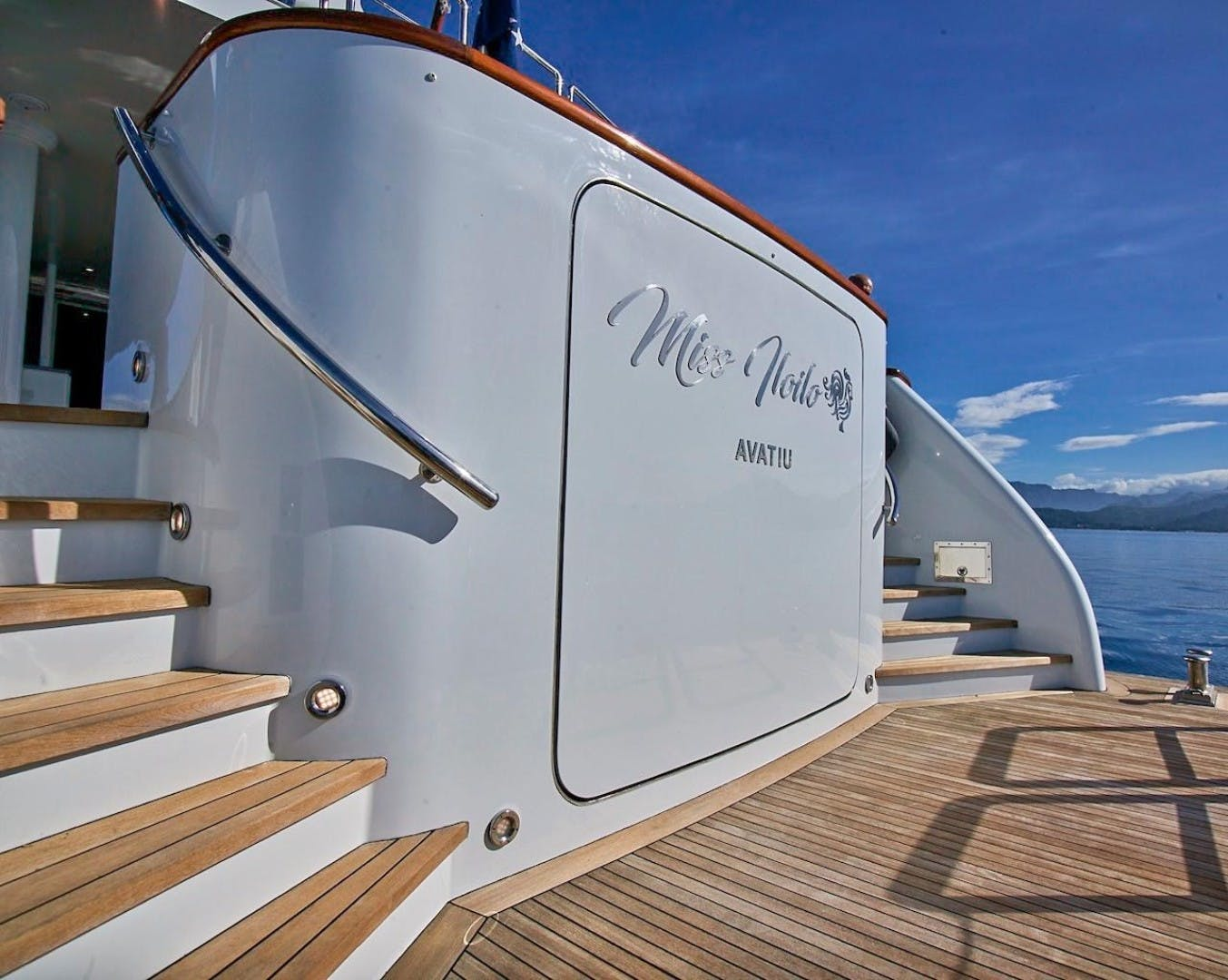 1986 Feadship 137' Tri Deck Motor Yacht Miss Iloilo | Picture 7 of 16
