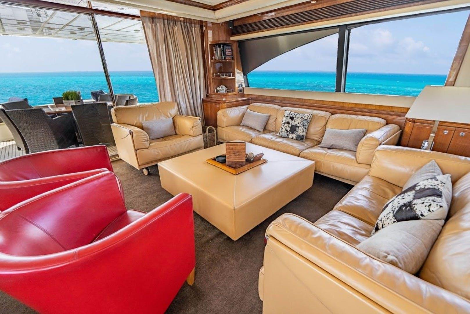 2006 Ferretti Yachts 88'  Cinque Mare | Picture 8 of 64